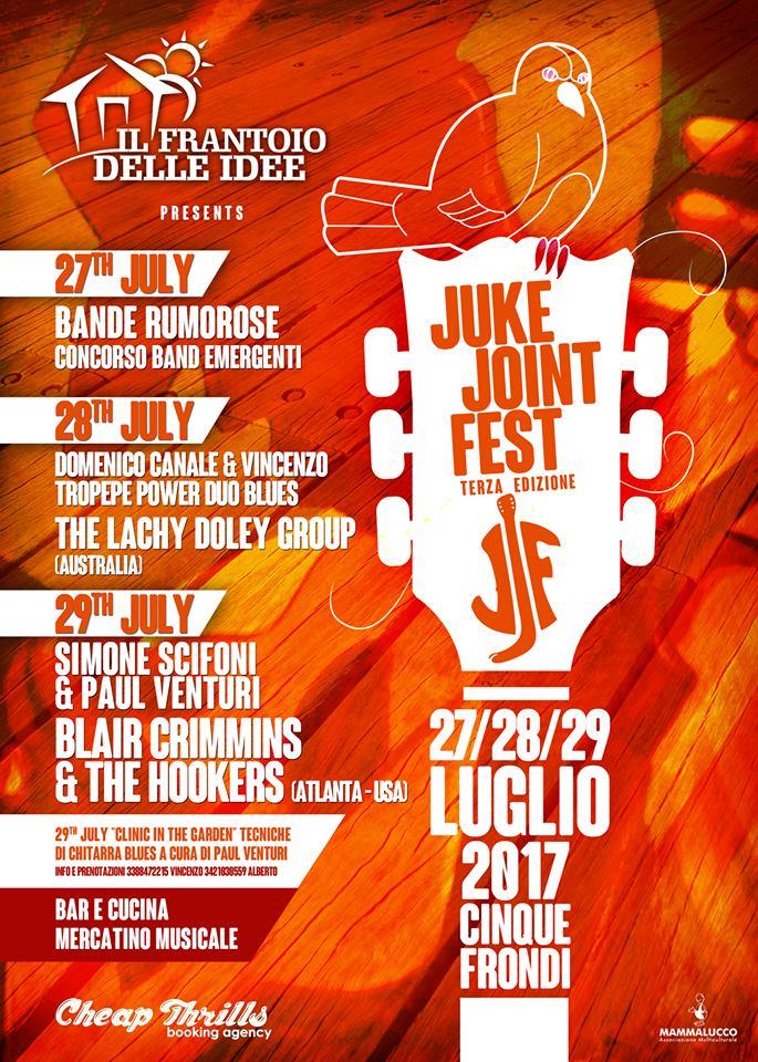 Juke Joint Fest - III° EDIZIONE